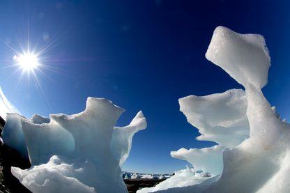 L'arctique se réchauffe deux fois plus vite que le reste de la planète