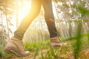 Les bienfaits de la marche à pied