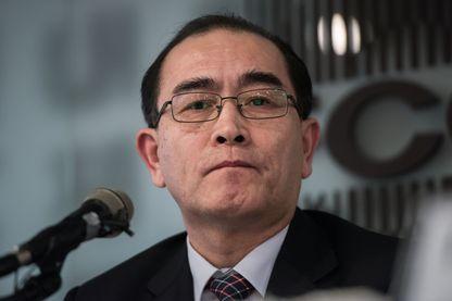 Thae Yong-Ho, dissident nord-Coréen