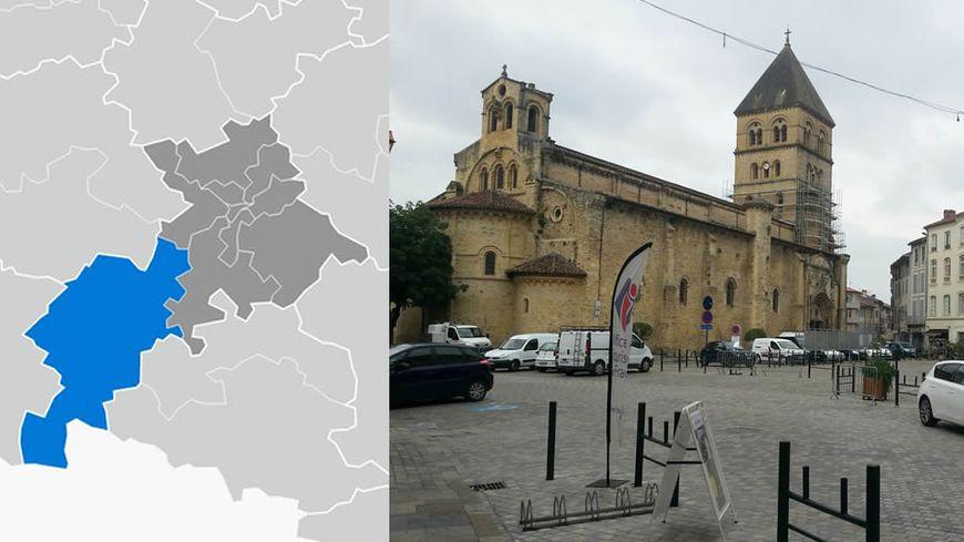 la 8me circonscription est la plus étendue de Haute Garonne
