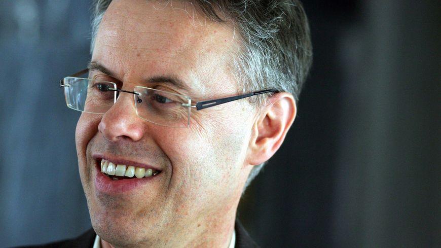 Eric Alauzet, député sortant et candidat aux législatives dans la deuxième circonscription du Doubs.