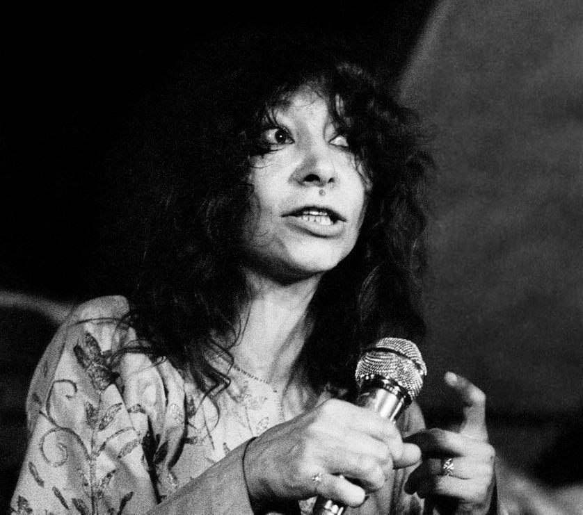 Brigitte Fontaine, Fête du PSU, Colombes, 1973