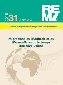 Revue européenne des migrations internationales n°31