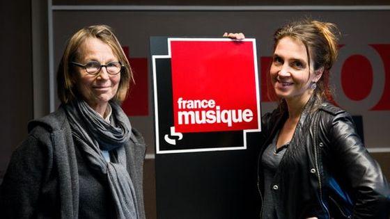 Françoise Nyssen et Elsa Boublil