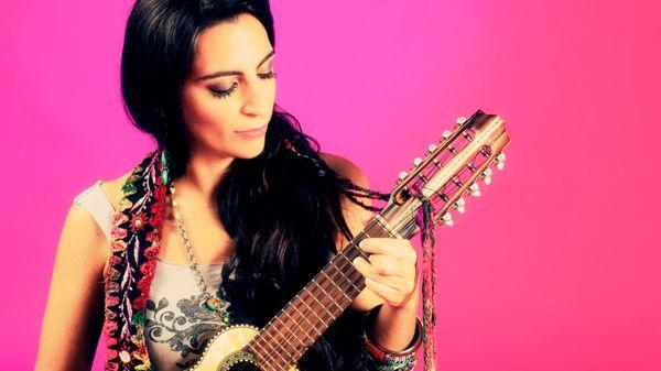 Jazz Trotter : Sofia Rei - Tribute to Violeta Parra