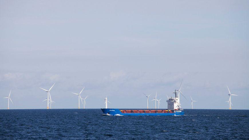 Il y aura 62 éoliennes dans le parc d'ici 2021 (ici  au Danemark)