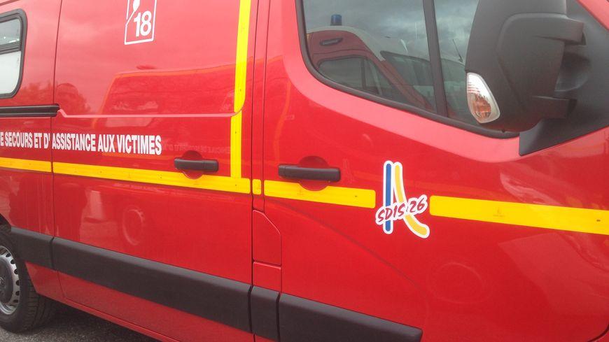 Les pompiers sont restés plusieurs heures sur les lieux de l'accident (image d'illustration).