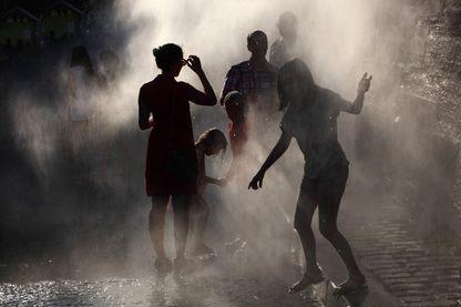 Paris Plages, été 2013