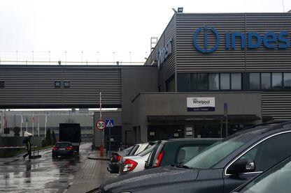 Le site de Whirlpool où va être délocalisée la production de sèche-linge d'Amiens