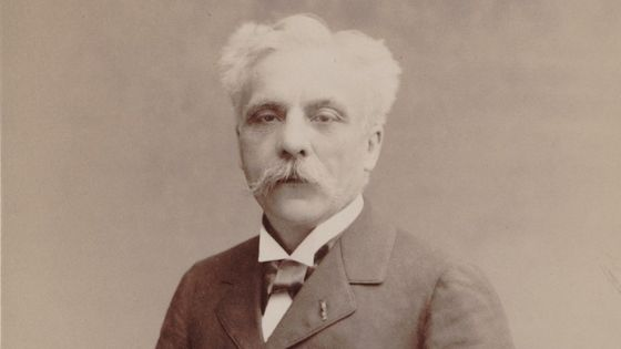 Gabriel Fauré en 1896 © Bibliothèque nationale de France