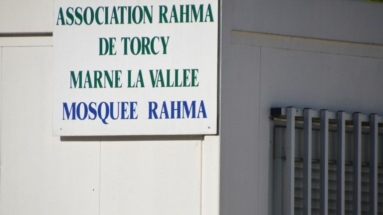 Mosquée de Torcy