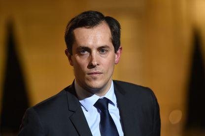Nicolas Bay, secrétaire général du Front National