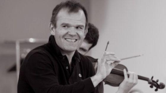 François-Xavier Roth, Directeur général de la musique de la Ville de Cologne, 1er chef invité du LSO à partir de la saison 17/18, fondateur et directeur musical de l'orchestre Les Siècles