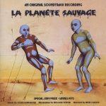 BO du film René Lalou et Roland Topor La planète sauvage