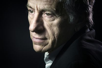 Jean-Christophe Ruffin, académicien et écrivain, en mars 2016