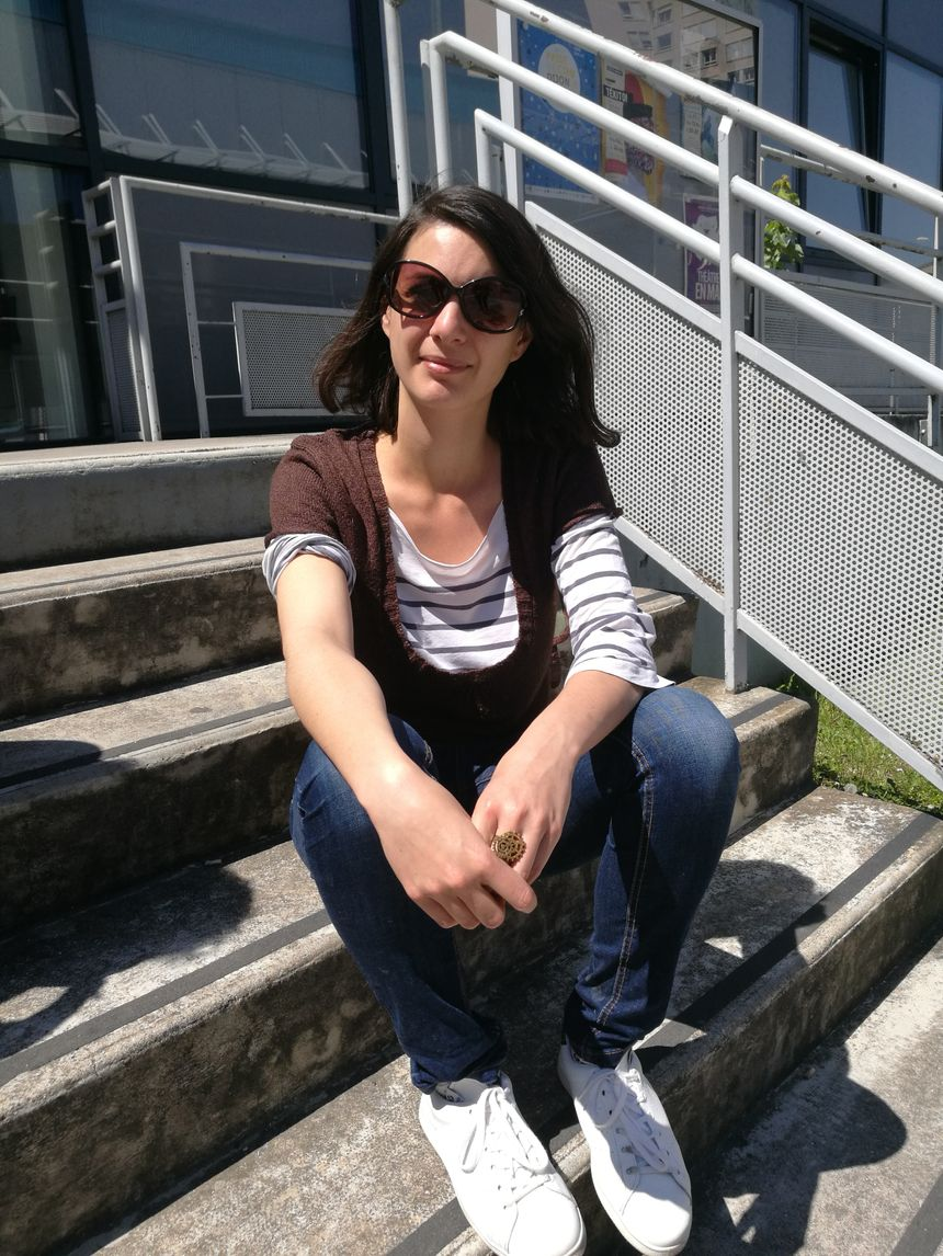 Marie Dargaud, administratrice de la compagnie SF