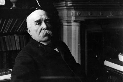 Georges Clémenceau, autour de 1919