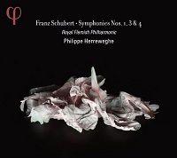 Franz Schubert - Symphonies Nos. 1, 3 & 4 - Royal Flemishg Orchestra