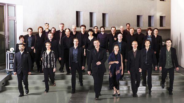 L'Ensemble Intercontemporain joue Blondeau et Schoeller dans le cadre du Festival Manifeste 2017