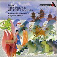 Benjamin Britten : Le Prince des pagodes