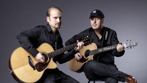 Eric & Ulf Wakenius