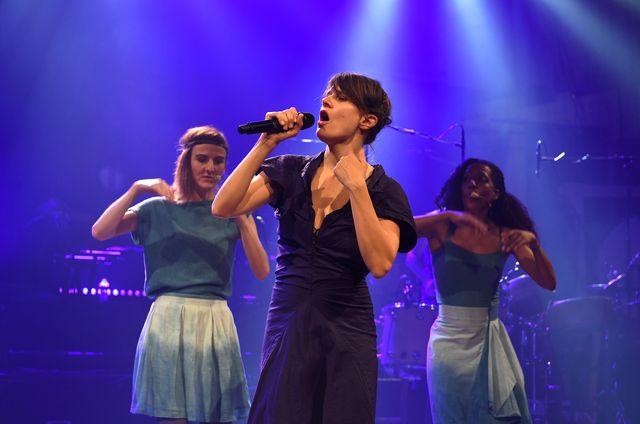 Camille en concert sur France Inter le 22 mai