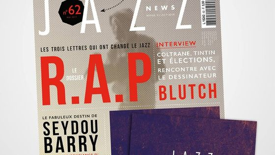 Jazz News n°62