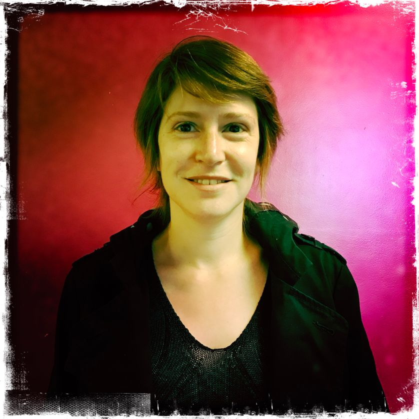 Violaine Girard, maître de conférence en sociologie à l'université de Rouen