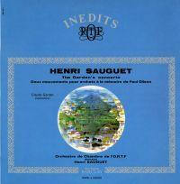 Henri Sauguet - The Garden's Concerto