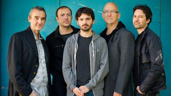 Christophe Marguet, Fabrice Martinez, Bruno Ruder, Yves Rousseau, David Chevallier
