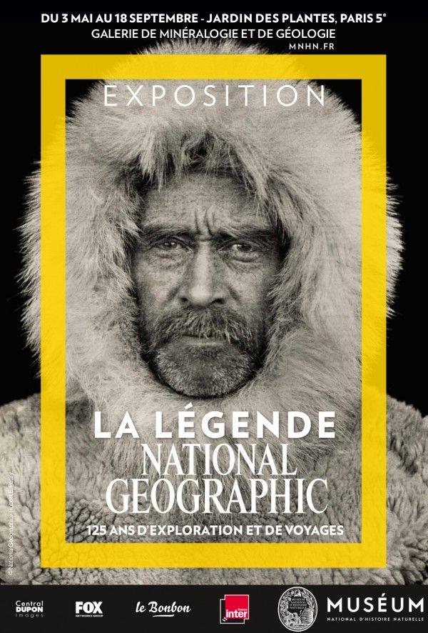 La légende du National Géographic