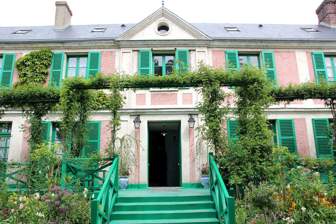 Maison de Monet à Giverny  la visite en 12 images