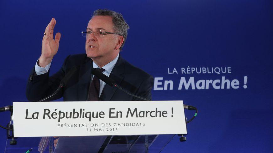 52% des candidats En marche! investis ce jeudi sont issus de la société civile a précisé Richard Ferrand, secrétaire général du mouvement