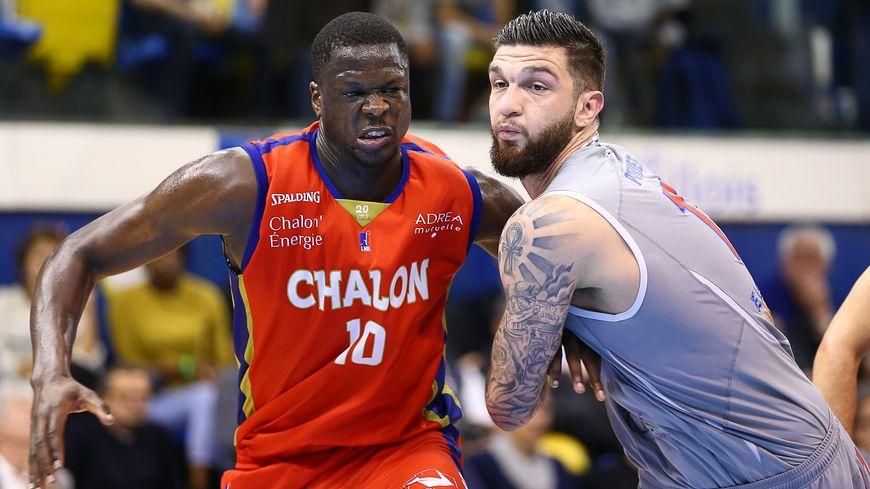 Les joueurs de l'Élan Chalon ont déjà rencontre Paris Levallois le 12 mai dernier.