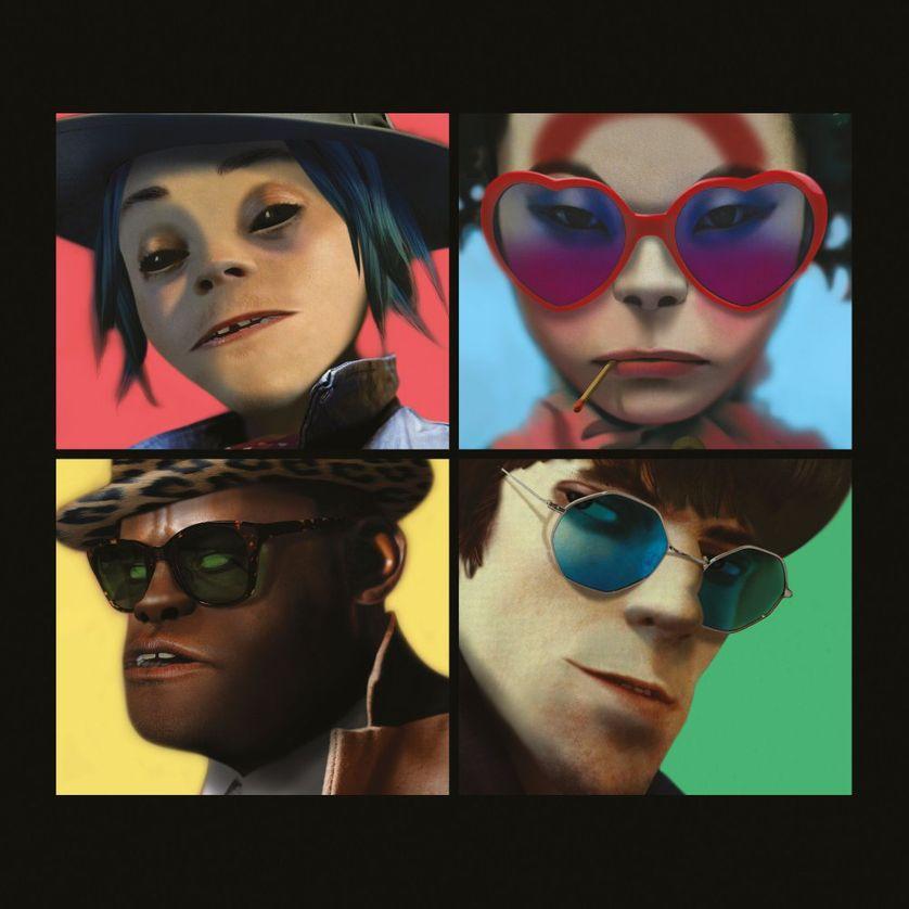 Humanz - Gorillaz (Warner Music)