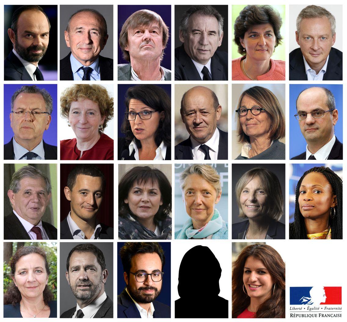 Gouvernement D Edouard Philippe Les Reactions Politiques