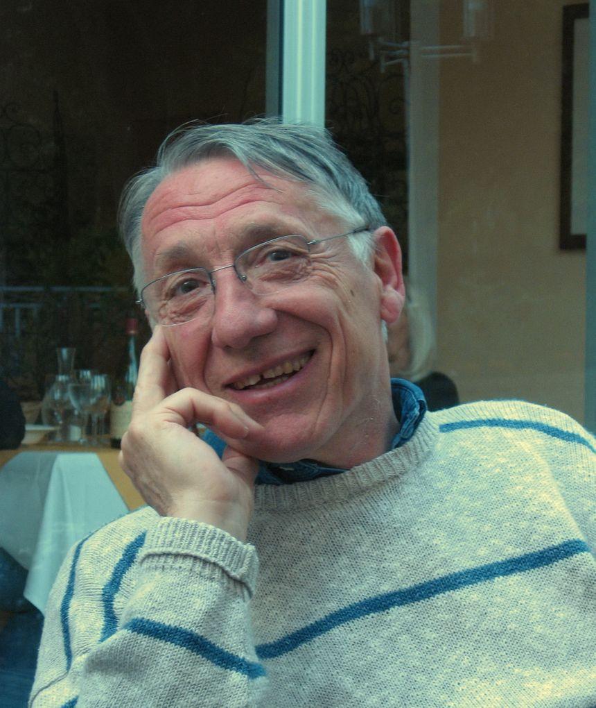 """Yves Ballu, l'auteur de """"Naufrage au Mont Blanc"""" (Guérin)"""