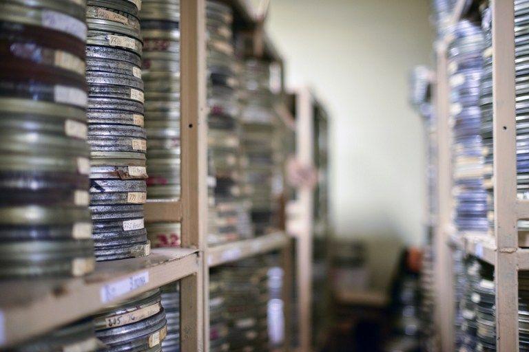 Des archives à Moscou