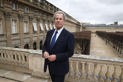 Jean-Louis Debré.