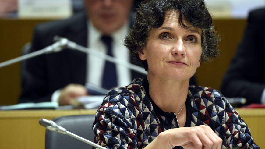 Françoise Grolet, conseillère municipale FN à Metz et conseillère régionale Grand Est