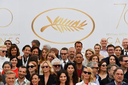 Le 70e festival de Cannes se termine ce week-end...