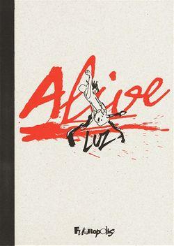 Couverture de la bande dessinée Alive de Luz