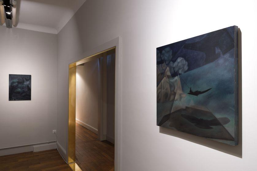 « Prendre Les Augures », vue d'exposition, production Labanque
