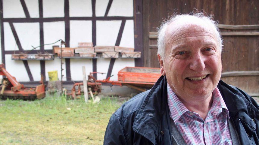 Diebolsheim, Jean Jacques SIEGEL, maire honoraire