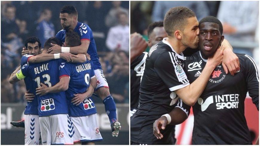 Sacré champion de France de Ligue 2, Strasbourg monte en Ligue 1 avec Amiens
