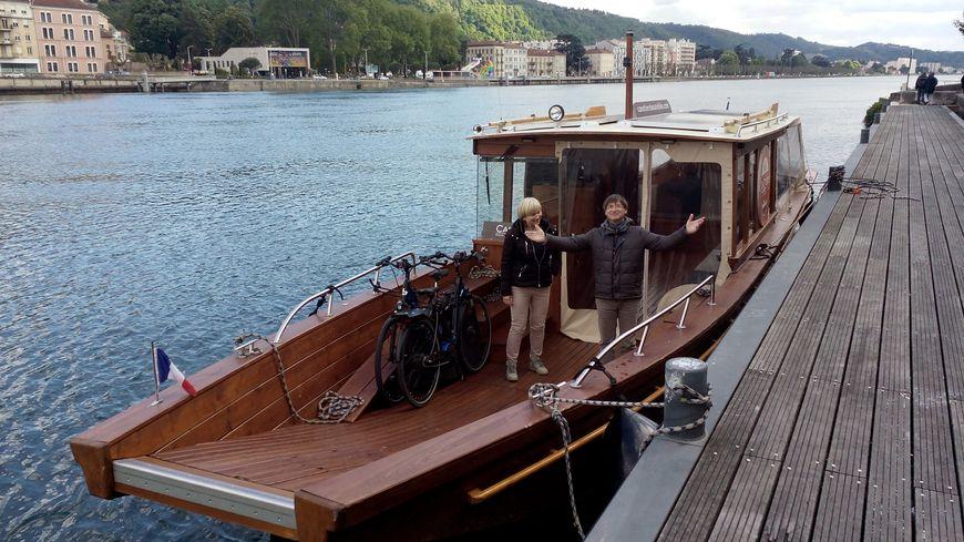 promenade bateau vienne 38