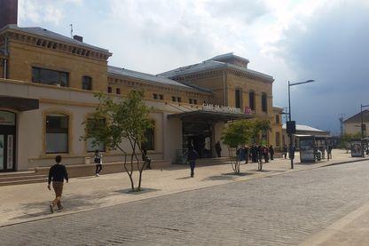 La gare de Thionville, par laquelle transitent tous les jours des milliers de Français salariés au Luxembourg