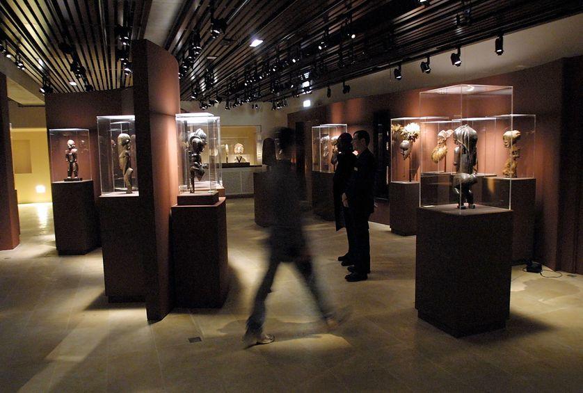 Le musée Dapper fermera ses portes le 18 juin prochain
