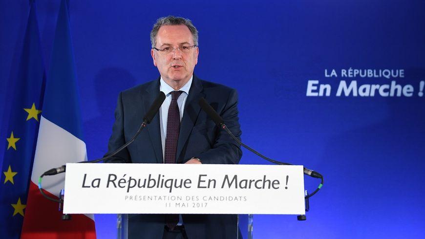 Richard Ferrand, secrétaire général d'En Marche!, a annoncé en conférence de presse jeudi que le mouvement avait déjà investi 428 candidats sur 577.