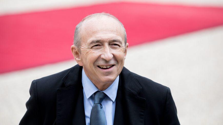 Maire de Lyon depuis 2001, Gérard Collomb devient ministre de l'Intérieur à presque 70 ans.